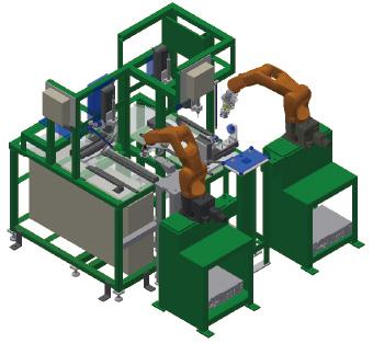 ロボット・システムインテグレータ