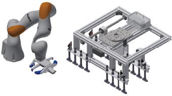 ロボットハンド/治具・設計製作
